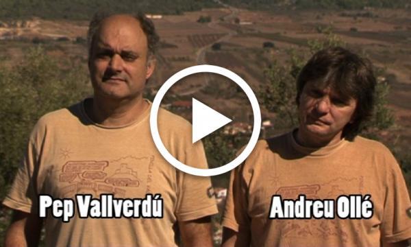 01.Els Orígens, amb Pep Vallverdú i Andreu Ollé.