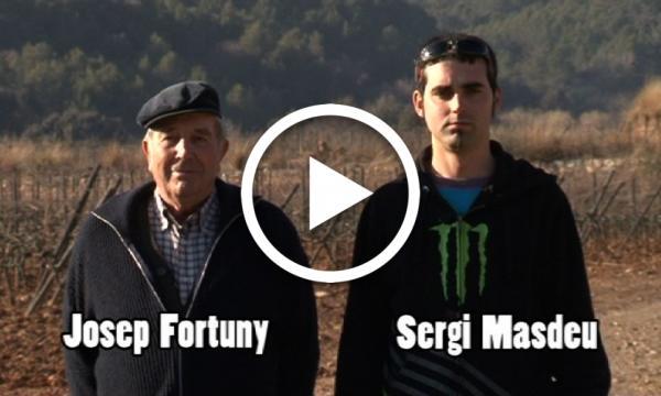 07.La Pagesia, amb Josep Fortuny i Sergi Masdeu.