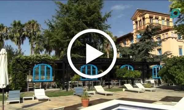 L'hotel Mas Passamaner reobre incorporant nous grups escultòrics