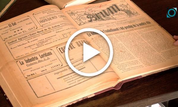 L'Ajuntament digitalitza els 33 números de la revista Brum, un mirall de la societat selvatana en temps de la Segona República