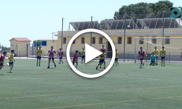 Un empat a 6 contra el Catllar posa el punt final a la temporada per l'infantil B