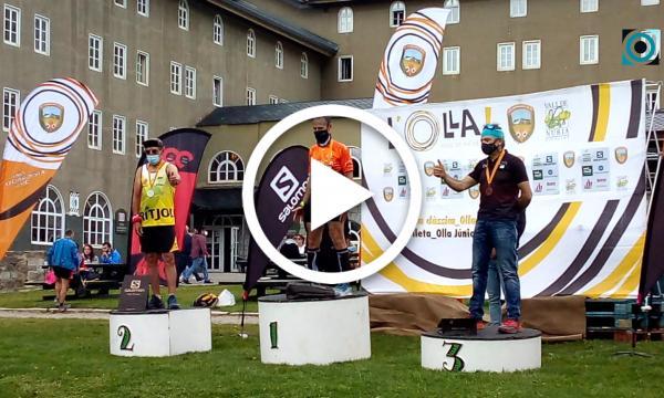 Bons resultats dels corredors de l'Arítjol a les proves de l'Olla de Núria