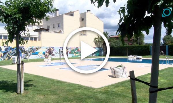 Les piscines d'estiu obriran el 24 de juny amb control d'aforament al 70% i mantenint les tarifes