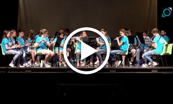 L'Aula Vilalta tanca oficialment el curs amb un recital de tots els seus alumnes