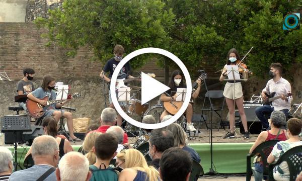 Cinc dies de concerts de l'alumnat de l'Escola de Música per celebrar el final de curs