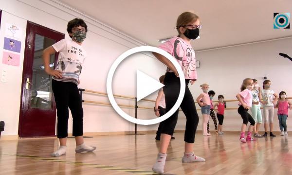 Gotes d'Art dona continuïtat al curs amb el campus de dansa estiuenc