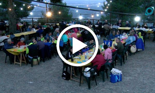 Els selvatans tornen a l'ermita amb la celebració de la diada de Sant Pere