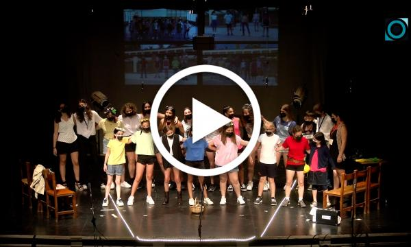 """L'Escola de Música i els centres de primària donen vida a """"The Grunch"""", un musical en pandèmia"""