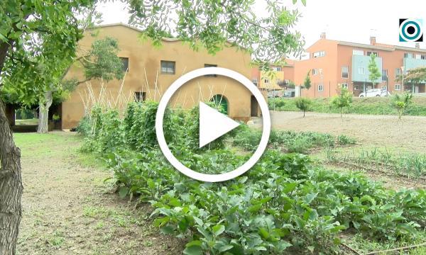 L'Aula de Natura i Agroecologia, l'ANA, s'obre també a projectes solidaris