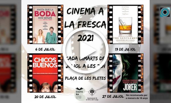 """""""Hasta que la boda nos separe"""" obrirà la programació del Cinema a la fresca dimarts 6 de juliol"""