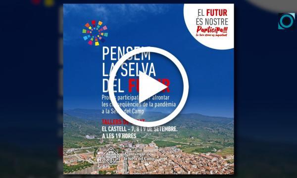 """Arriben les sessions obertes de debat de """"Pensem la Selva del futur"""" el 7, 8 i 9 de setembre"""