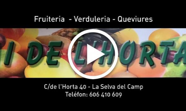 Espot FRUITERIA CAMÍ DE L'HORTA