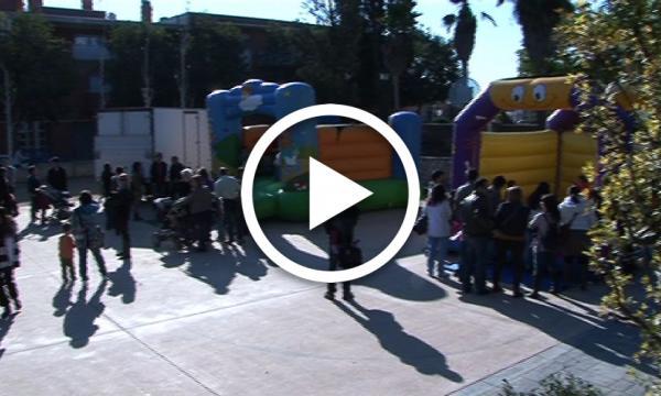Festa Major. Parc d'inflables i Gimcana