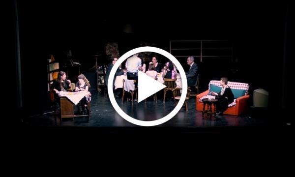 """Teatre: """"Agost"""" (2019)"""