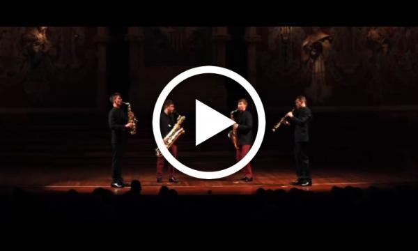 Concert de Kebyart Ensemble
